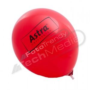 Baloniki z nadrukiem – delikatna reklama